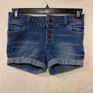 Roebuck & Co High waist denim shorts